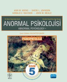 ANORMAL PSİKOLOJİSİ/PSİKOPATOLOJİ - Abnormal Psychology