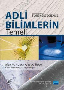 ADLİ BİLİMLERİN TEMELİ - Fundamentals of Forensic Science