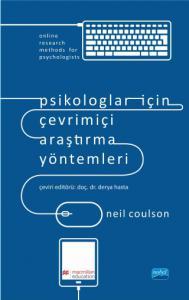 PSİKOLOGLAR İÇİN ÇEVRİMİÇİ ARAŞTIRMA YÖNTEMLERİ - Online Research Methods for Psychologists