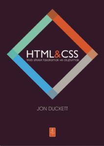 HTML & CSS Web Siteleri Tasarlamak ve Oluşturmak - HTML & CSS Design and Build Websites
