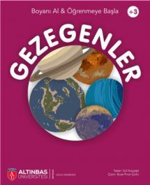 GEZEGENLER / Boyama Kitabı