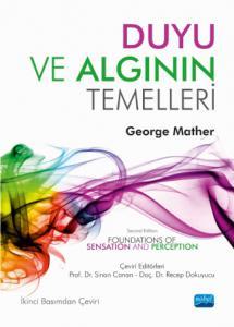 DUYU VE ALGININ TEMELLERİ - Foundations of Sensation and Perception