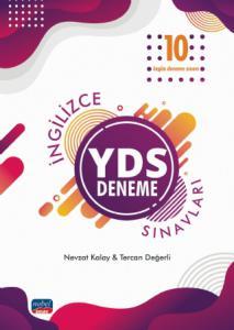 YDS Deneme - İngilizce - 10 Özgün Deneme Sınavı
