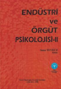 Endüstri ve Örgüt Psikolojisi II
