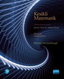 KESİKLİ MATEMATİK / Discrete Mathematics