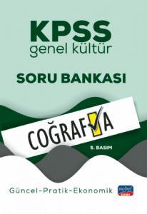 KPSS Genel Kültür COĞRAFYA Soru Bankası / Güncel-Pratik-Ekonomik