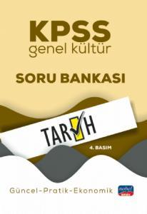KPSS Genel Kültür TARİH Soru Bankası / Güncel-Pratik-Ekonomik