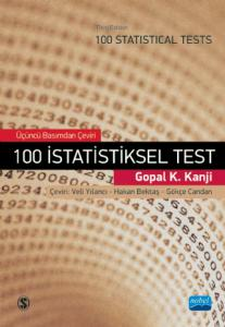 100 İSTATİSTİKSEL TEST - 100 Statistical Tests