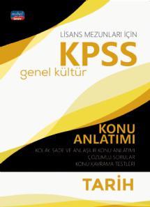 KPSS Genel Kültür TARİH Konu Anlatımı
