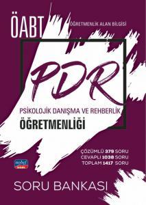 ÖABT Psikolojik Danışma ve Rehberlik Öğretmenliği - Soru Bankası