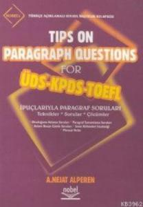 Tips On Paragraph Questions For ÜDS - KPDS - TOEFL
