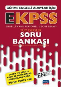 Görme Engelli Adaylar İçin EKPSS SORU BANKASI - Tüm Dersler