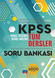 KPSS TÜM DERSLER GY-GK SORU BANKASI / Türkçe - Matematik - Geometri - Tarih - Coğrafya - Vatandaşlık