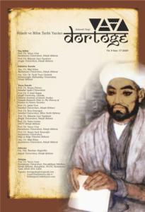 Dörtöğe Felsefe ve Bilim Tarihi Yazıları Hakemli Dergi Yıl:9 Sayı:17
