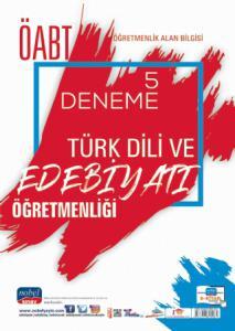 ÖABT Türk Dili ve Edebiyatı - Öğretmenlik Alan Bilgisi - 5 Deneme
