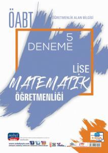ÖABT Lise Matematik Öğretmenliği - Öğretmenlik Alan Bilgisi - 5 Deneme