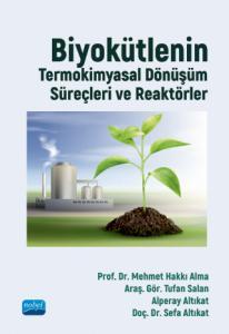 Biyokütlenin Termokimyasal Dönüşüm Süreçleri ve Reaktörler