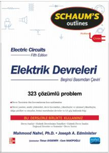 ELEKTRİK DEVRELERİ - Electric Circuits - Schaum's Serisi
