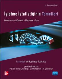 İŞLETME İSTATİSTİĞİNİN TEMELLERİ / Essentials of Business Statistics