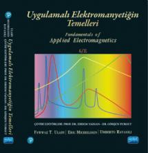 UYGULAMALI ELEKTROMANYETİĞİN TEMELLERİ / Fundamentals of Applied Elektromagnetics