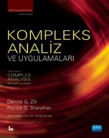 KOMPLEKS ANALİZ ve UYGULAMALARI / A First Course in Complex Analysis With Applications