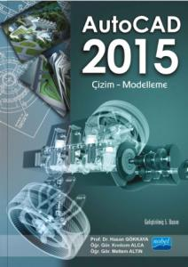 AutoCAD 2015 Çizim-Modelleme