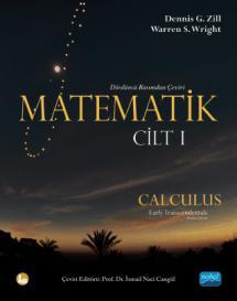 MATEMATİK Cilt I - Calculus Early Transcendentals