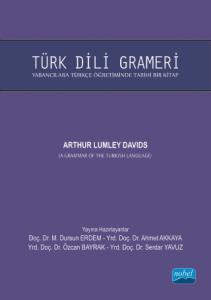 TÜRK DİLİ GRAMERİ / A Grammar of the Turkish Language