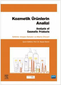 KOZMETİK ÜRÜNLERİN ANALİZİ – Analysis of Cosmetic Products