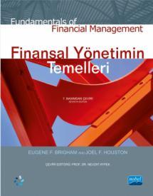 FİNANSAL YÖNETİMİN TEMELLERİ - Fundamentals of Financial Management