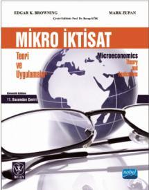 MiKRO iKTiSAT: Teori ve Uygulamalar - Microeconomics: Theory & Applications