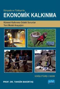 Dünyada ve Türkiye'de EKONOMİK KALKINMA