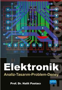ELEKTRONİK  Analiz-Tasarım-Problem-Deney