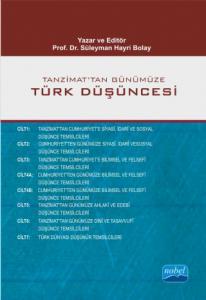 Tanzimat'tan Günümüze Türk Düşüncesi (7 Cilt - 8 Kitap)