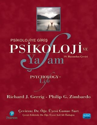 Psikoloji Ve Yaşam Psikolojiye Giriş Psychology And Life Nobel
